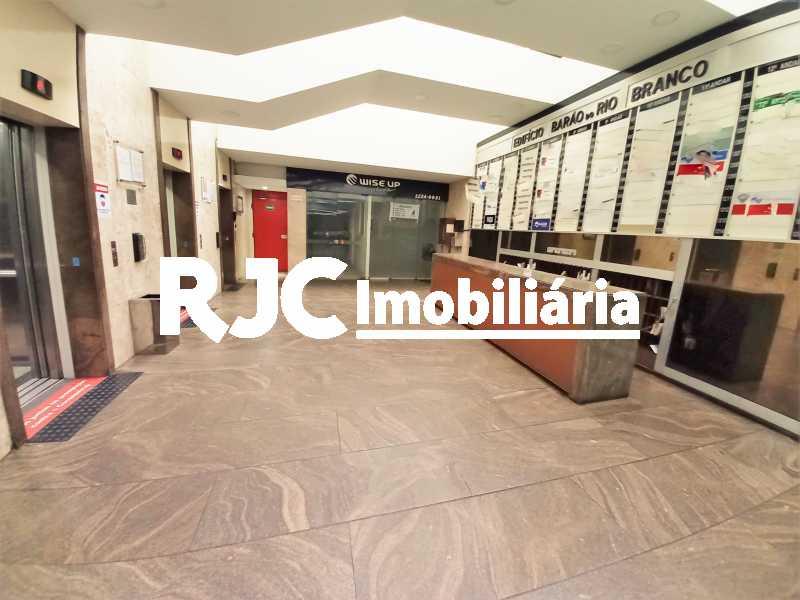 19 - Sala Comercial 48m² à venda Rua do Ouvidor,Centro, Rio de Janeiro - R$ 320.000 - MBSL00285 - 20