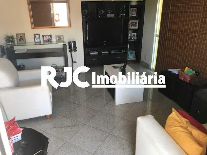 12 - Cobertura 4 quartos à venda Tijuca, Rio de Janeiro - R$ 1.250.000 - MBCO40142 - 12