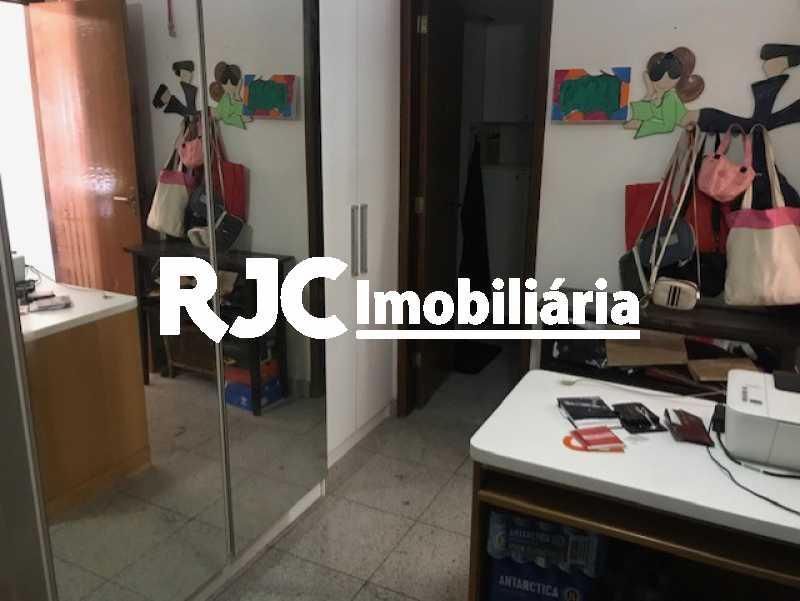 13 - Cobertura 4 quartos à venda Tijuca, Rio de Janeiro - R$ 1.250.000 - MBCO40142 - 13