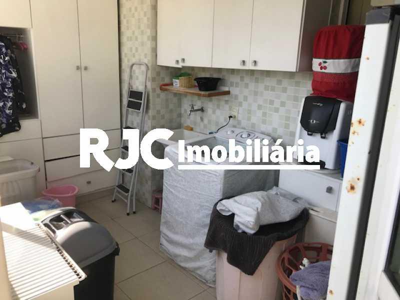 14 - Cobertura 4 quartos à venda Tijuca, Rio de Janeiro - R$ 1.250.000 - MBCO40142 - 14