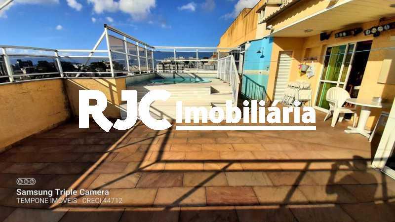 16 - Cobertura 4 quartos à venda Tijuca, Rio de Janeiro - R$ 1.250.000 - MBCO40142 - 16