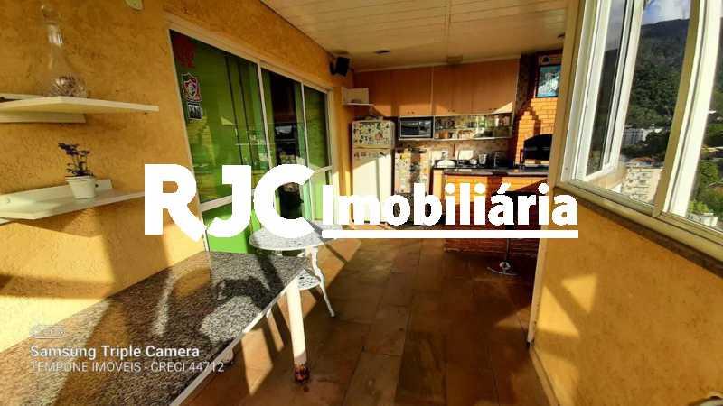 17 - Cobertura 4 quartos à venda Tijuca, Rio de Janeiro - R$ 1.250.000 - MBCO40142 - 17
