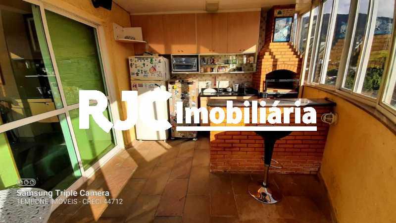 18 - Cobertura 4 quartos à venda Tijuca, Rio de Janeiro - R$ 1.250.000 - MBCO40142 - 18