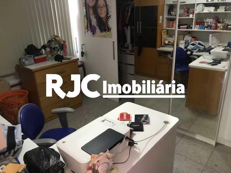 24 - Cobertura 4 quartos à venda Tijuca, Rio de Janeiro - R$ 1.250.000 - MBCO40142 - 24