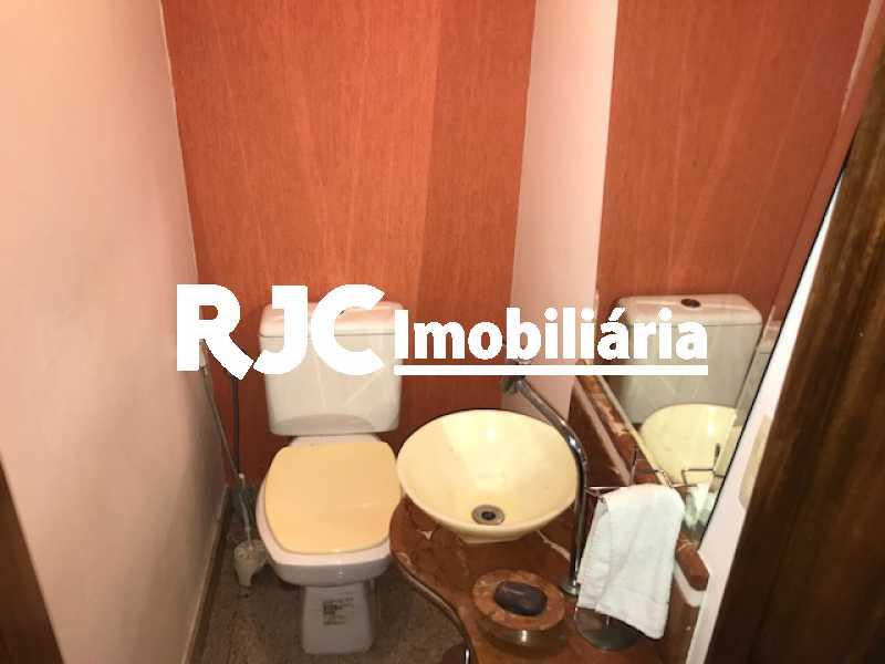 27 - Cobertura 4 quartos à venda Tijuca, Rio de Janeiro - R$ 1.250.000 - MBCO40142 - 26