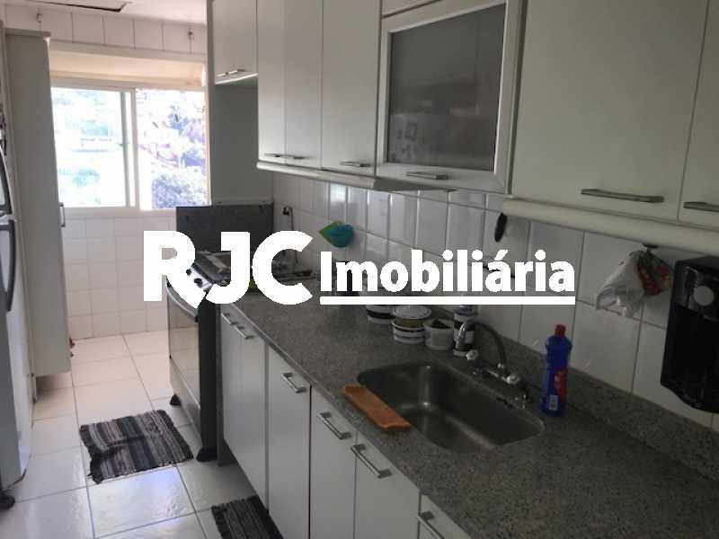 28 - Cobertura 4 quartos à venda Tijuca, Rio de Janeiro - R$ 1.250.000 - MBCO40142 - 27