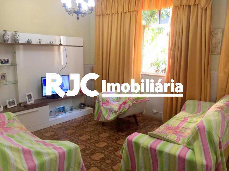 1 - Apartamento 1 quarto à venda Grajaú, Rio de Janeiro - R$ 300.000 - MBAP10985 - 1
