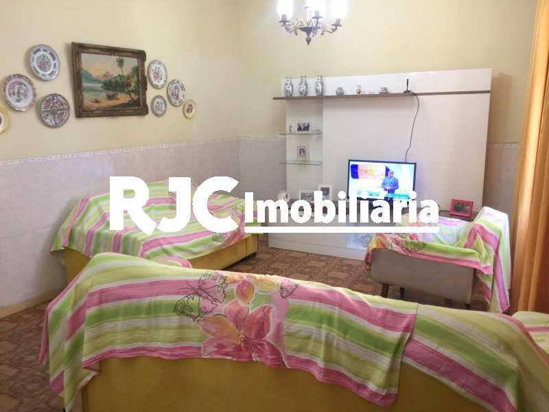 2 - Apartamento 1 quarto à venda Grajaú, Rio de Janeiro - R$ 300.000 - MBAP10985 - 3