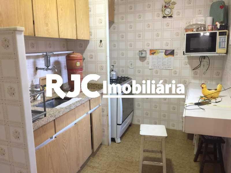 11 - Apartamento 1 quarto à venda Grajaú, Rio de Janeiro - R$ 300.000 - MBAP10985 - 12