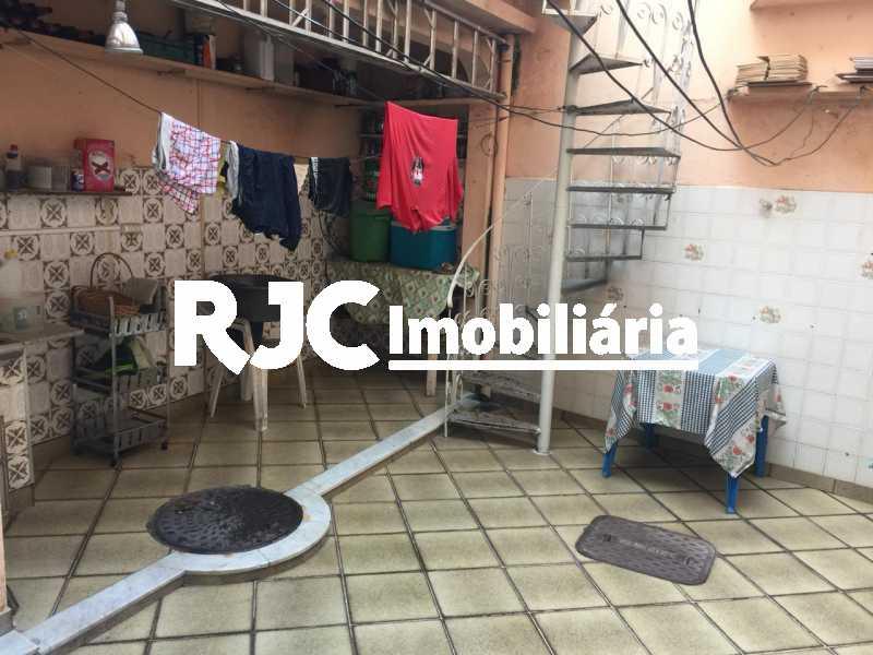 15 - Apartamento 1 quarto à venda Grajaú, Rio de Janeiro - R$ 300.000 - MBAP10985 - 16
