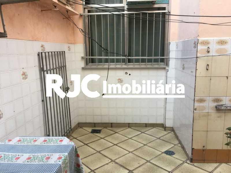16 - Apartamento 1 quarto à venda Grajaú, Rio de Janeiro - R$ 300.000 - MBAP10985 - 17