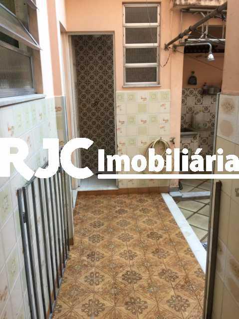 17 - Apartamento 1 quarto à venda Grajaú, Rio de Janeiro - R$ 300.000 - MBAP10985 - 18
