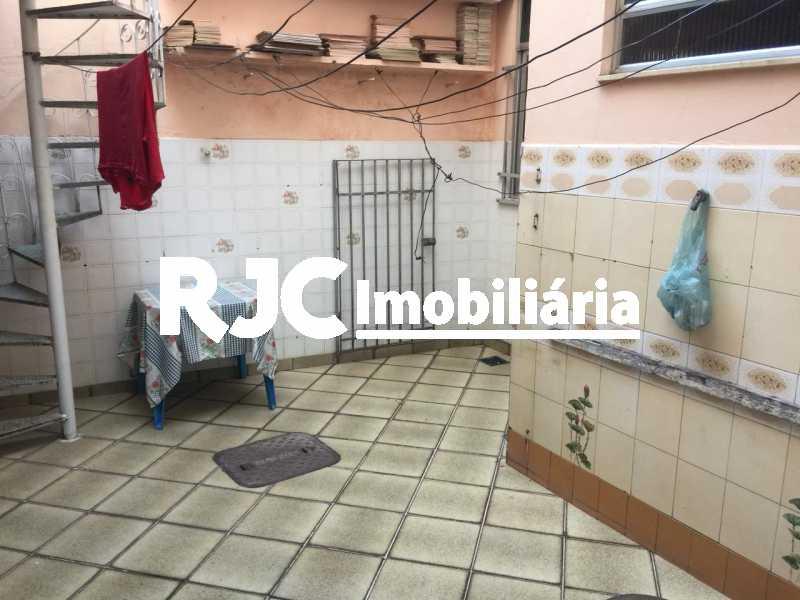 18 - Apartamento 1 quarto à venda Grajaú, Rio de Janeiro - R$ 300.000 - MBAP10985 - 19