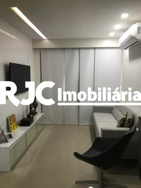 1 - Apartamento à venda Rua Ferreira de Andrade,Cachambi, Rio de Janeiro - R$ 550.000 - MBAP25550 - 1