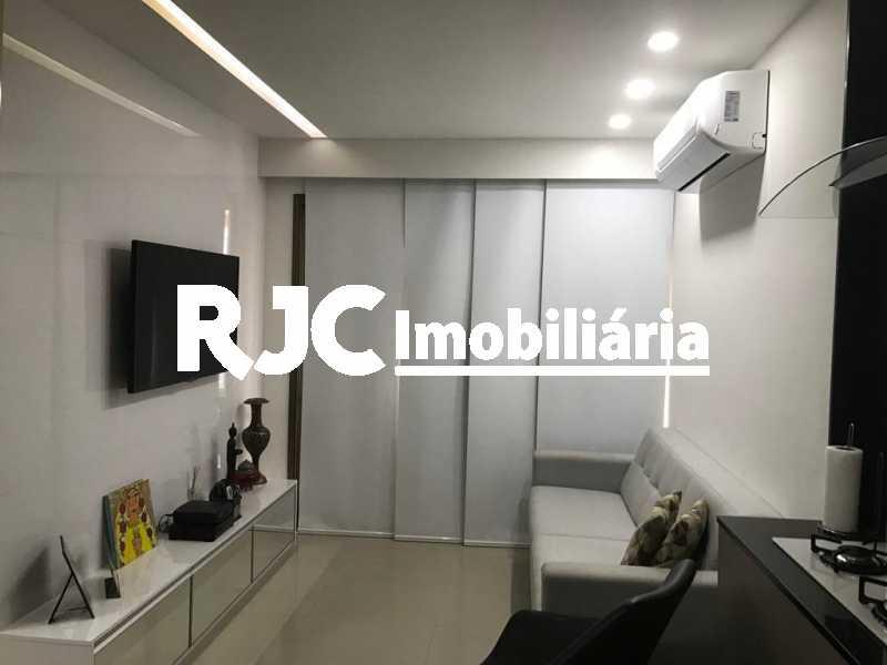 2 - Apartamento à venda Rua Ferreira de Andrade,Cachambi, Rio de Janeiro - R$ 550.000 - MBAP25550 - 3