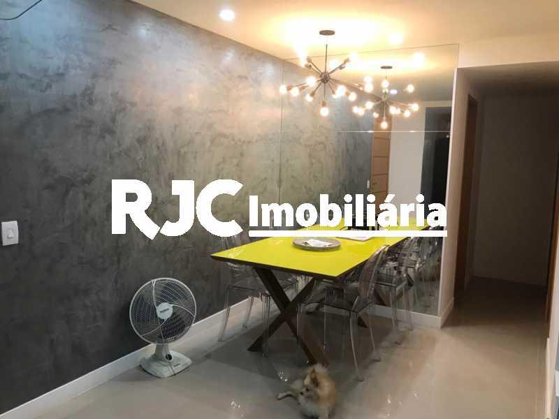 3 - Apartamento à venda Rua Ferreira de Andrade,Cachambi, Rio de Janeiro - R$ 550.000 - MBAP25550 - 4