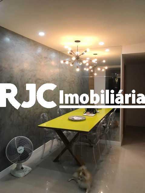 4 - Apartamento à venda Rua Ferreira de Andrade,Cachambi, Rio de Janeiro - R$ 550.000 - MBAP25550 - 5