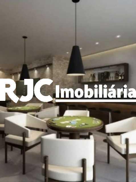 5 - Apartamento à venda Rua Ferreira de Andrade,Cachambi, Rio de Janeiro - R$ 550.000 - MBAP25550 - 6