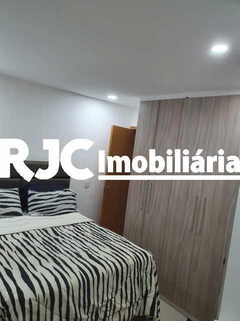 6 - Apartamento à venda Rua Ferreira de Andrade,Cachambi, Rio de Janeiro - R$ 550.000 - MBAP25550 - 7