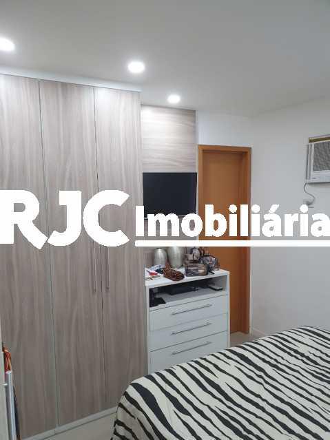 7 - Apartamento à venda Rua Ferreira de Andrade,Cachambi, Rio de Janeiro - R$ 550.000 - MBAP25550 - 8