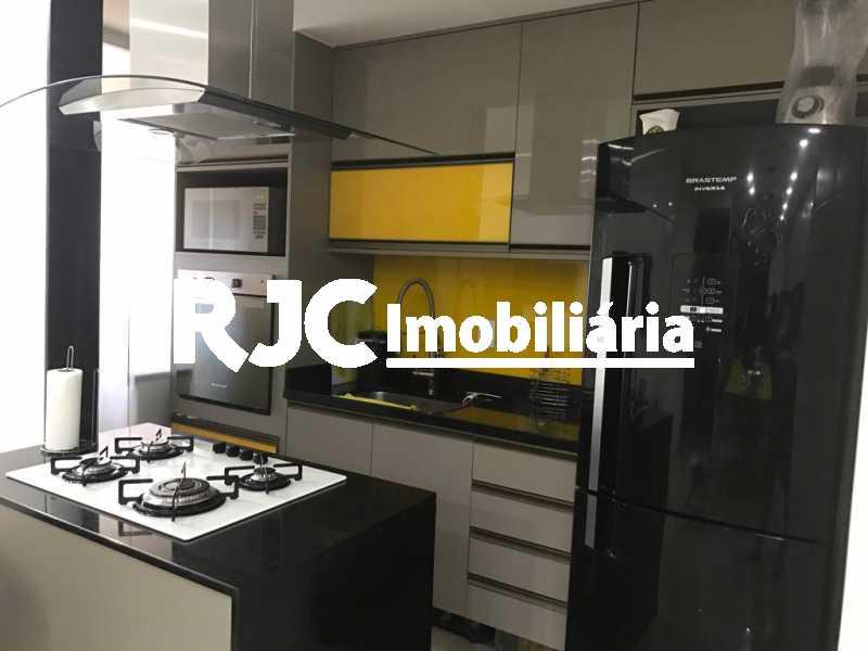 8 - Apartamento à venda Rua Ferreira de Andrade,Cachambi, Rio de Janeiro - R$ 550.000 - MBAP25550 - 9
