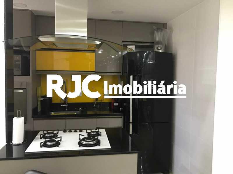 9 - Apartamento à venda Rua Ferreira de Andrade,Cachambi, Rio de Janeiro - R$ 550.000 - MBAP25550 - 10