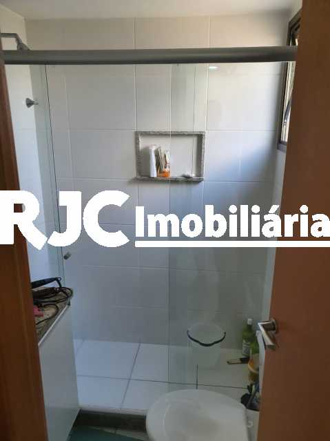 10 - Apartamento à venda Rua Ferreira de Andrade,Cachambi, Rio de Janeiro - R$ 550.000 - MBAP25550 - 11