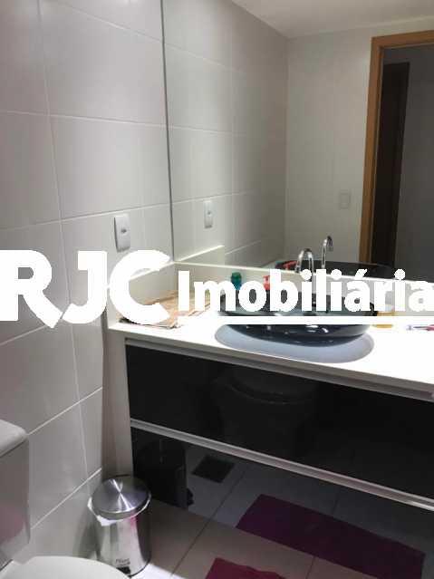 11 - Apartamento à venda Rua Ferreira de Andrade,Cachambi, Rio de Janeiro - R$ 550.000 - MBAP25550 - 12