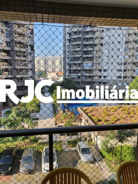12 - Apartamento à venda Rua Ferreira de Andrade,Cachambi, Rio de Janeiro - R$ 550.000 - MBAP25550 - 13