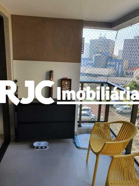 13 - Apartamento à venda Rua Ferreira de Andrade,Cachambi, Rio de Janeiro - R$ 550.000 - MBAP25550 - 14