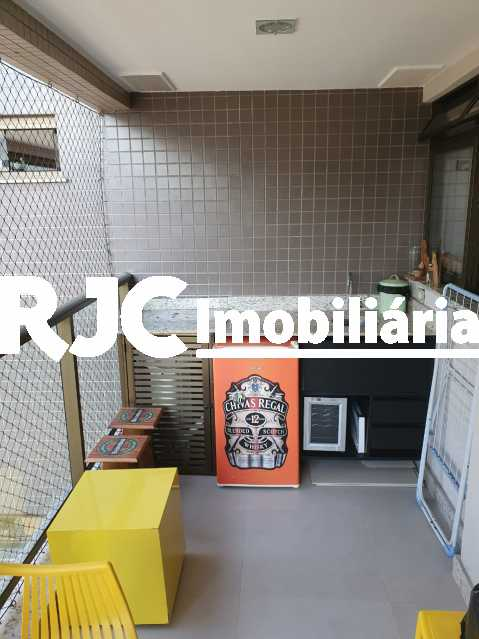 14 - Apartamento à venda Rua Ferreira de Andrade,Cachambi, Rio de Janeiro - R$ 550.000 - MBAP25550 - 15