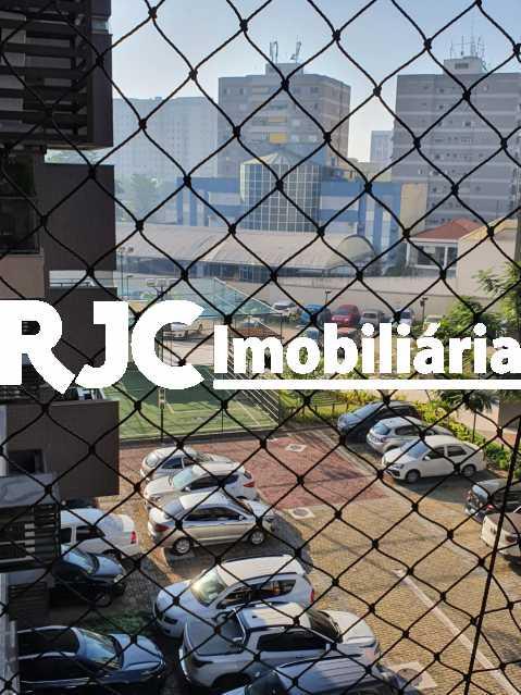 15 - Apartamento à venda Rua Ferreira de Andrade,Cachambi, Rio de Janeiro - R$ 550.000 - MBAP25550 - 16