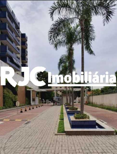 16 - Apartamento à venda Rua Ferreira de Andrade,Cachambi, Rio de Janeiro - R$ 550.000 - MBAP25550 - 17