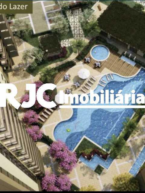 18 - Apartamento à venda Rua Ferreira de Andrade,Cachambi, Rio de Janeiro - R$ 550.000 - MBAP25550 - 19