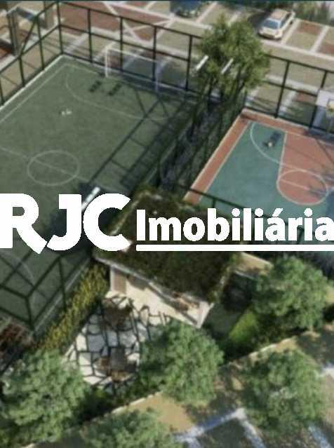 19 - Apartamento à venda Rua Ferreira de Andrade,Cachambi, Rio de Janeiro - R$ 550.000 - MBAP25550 - 20
