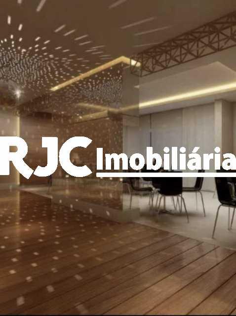 21 - Apartamento à venda Rua Ferreira de Andrade,Cachambi, Rio de Janeiro - R$ 550.000 - MBAP25550 - 22