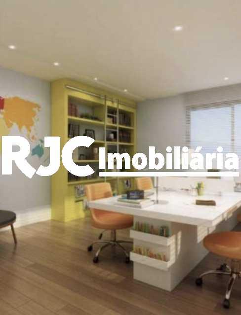 22 - Apartamento à venda Rua Ferreira de Andrade,Cachambi, Rio de Janeiro - R$ 550.000 - MBAP25550 - 23