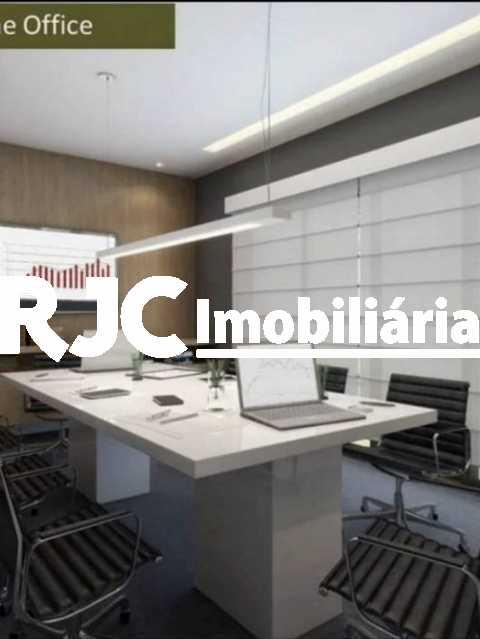 23 - Apartamento à venda Rua Ferreira de Andrade,Cachambi, Rio de Janeiro - R$ 550.000 - MBAP25550 - 24
