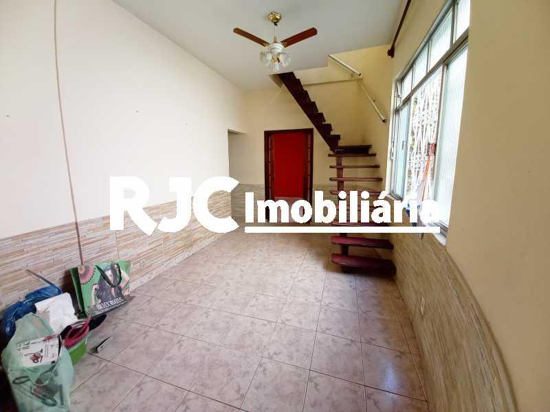 2 - Casa de Vila 3 quartos à venda Tijuca, Rio de Janeiro - R$ 700.000 - MBCV30170 - 3