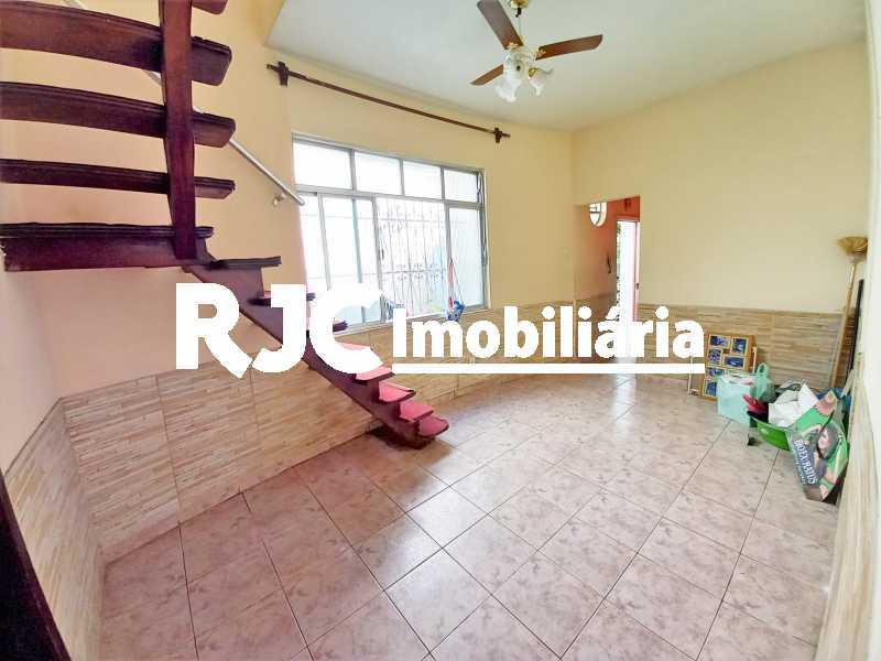 3 - Casa de Vila 3 quartos à venda Tijuca, Rio de Janeiro - R$ 700.000 - MBCV30170 - 4