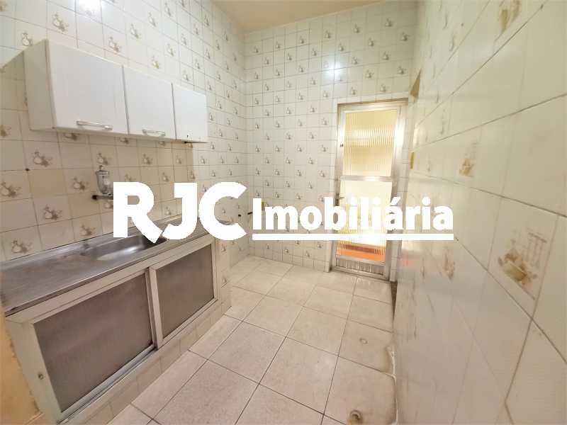 17 - Casa de Vila 3 quartos à venda Tijuca, Rio de Janeiro - R$ 700.000 - MBCV30170 - 18