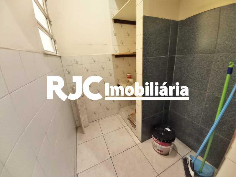 18 - Casa de Vila 3 quartos à venda Tijuca, Rio de Janeiro - R$ 700.000 - MBCV30170 - 19
