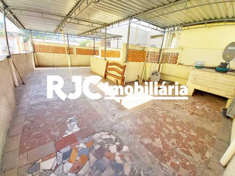 20 - Casa de Vila 3 quartos à venda Tijuca, Rio de Janeiro - R$ 700.000 - MBCV30170 - 21