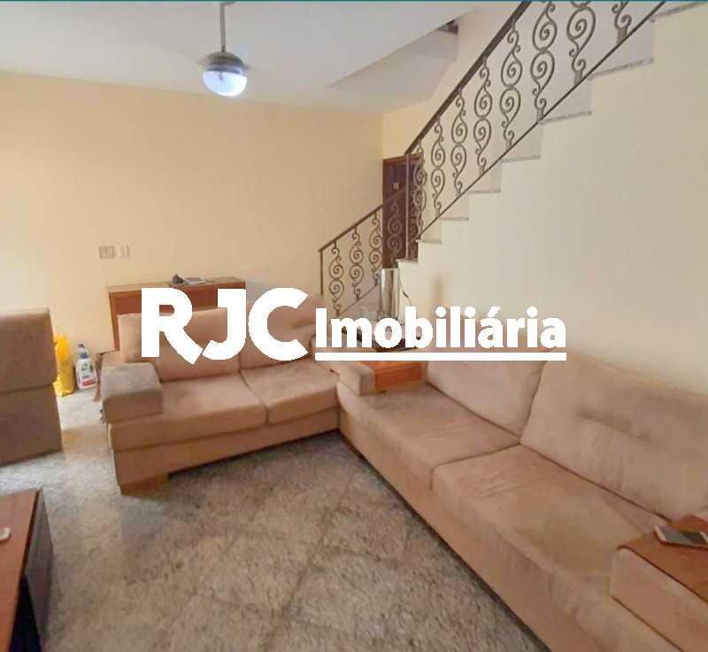 2 - Casa de Vila 3 quartos à venda Grajaú, Rio de Janeiro - R$ 655.000 - MBCV30171 - 3