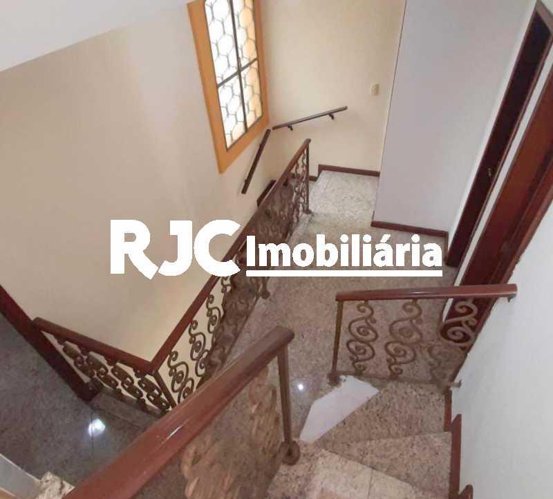 3 - Casa de Vila 3 quartos à venda Grajaú, Rio de Janeiro - R$ 655.000 - MBCV30171 - 4