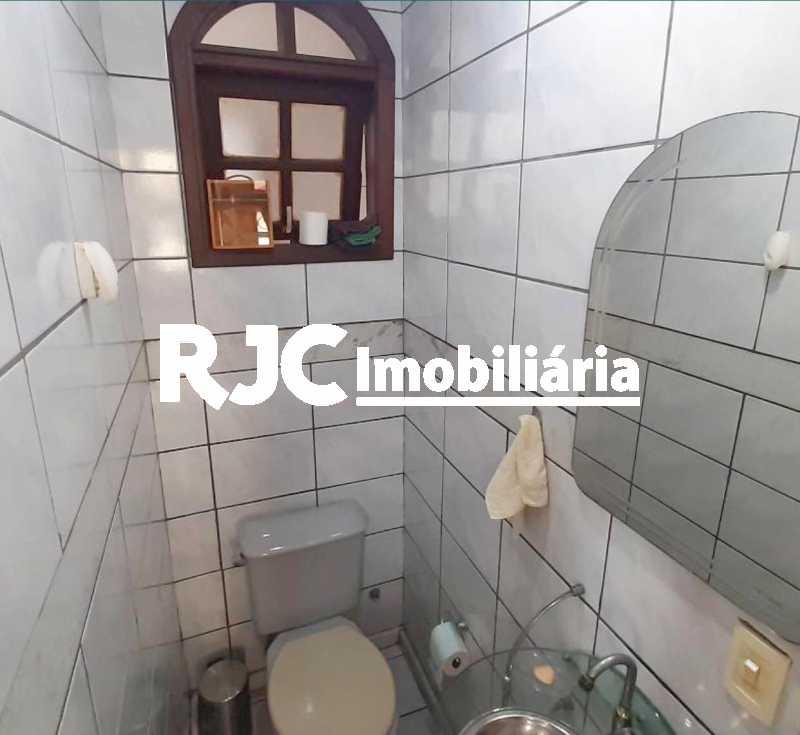 4 - Casa de Vila 3 quartos à venda Grajaú, Rio de Janeiro - R$ 655.000 - MBCV30171 - 6