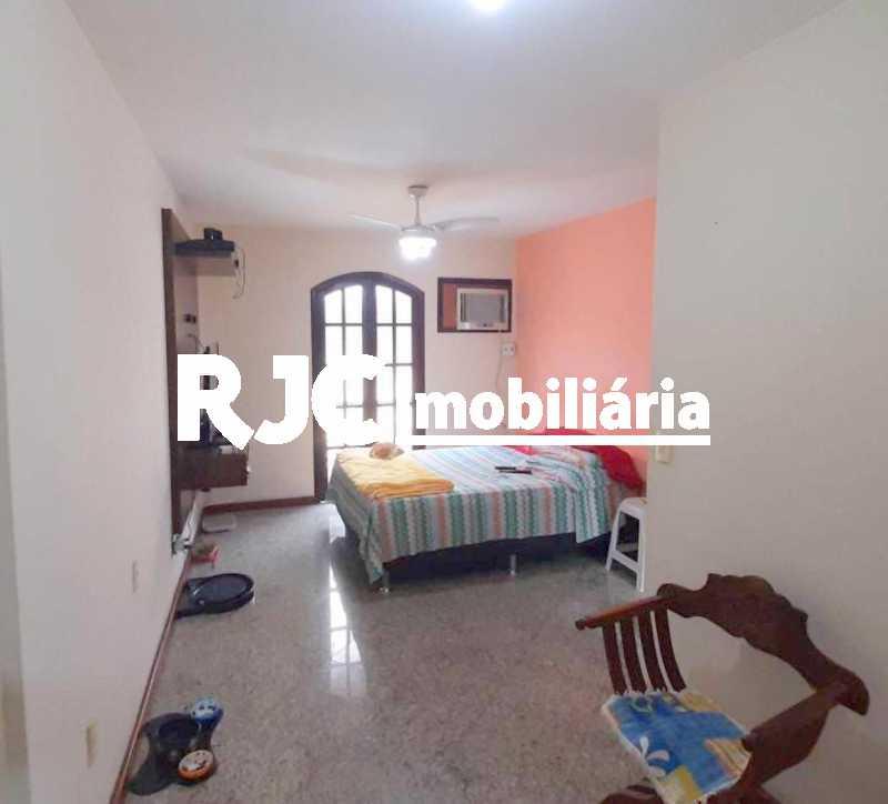 5 - Casa de Vila 3 quartos à venda Grajaú, Rio de Janeiro - R$ 655.000 - MBCV30171 - 7