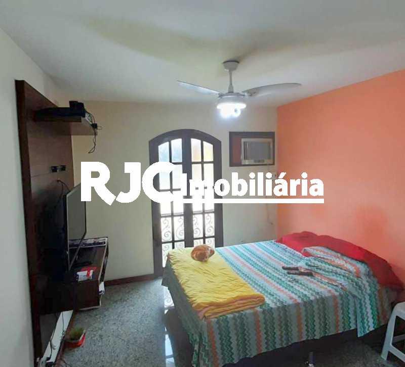 6 - Casa de Vila 3 quartos à venda Grajaú, Rio de Janeiro - R$ 655.000 - MBCV30171 - 8