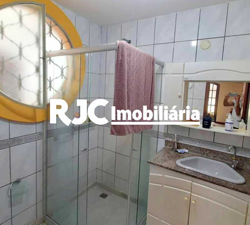7 - Casa de Vila 3 quartos à venda Grajaú, Rio de Janeiro - R$ 655.000 - MBCV30171 - 9