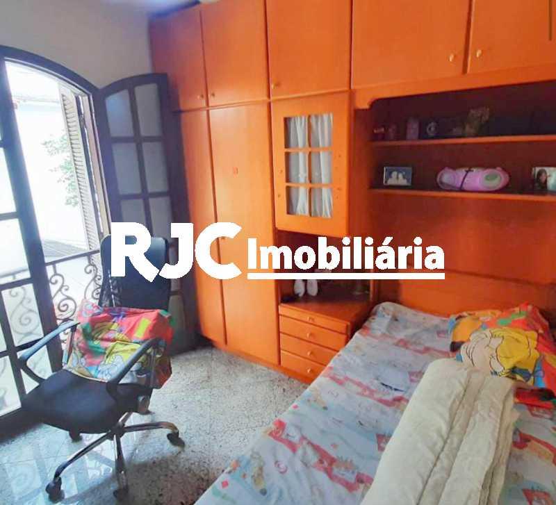 10 - Casa de Vila 3 quartos à venda Grajaú, Rio de Janeiro - R$ 655.000 - MBCV30171 - 13